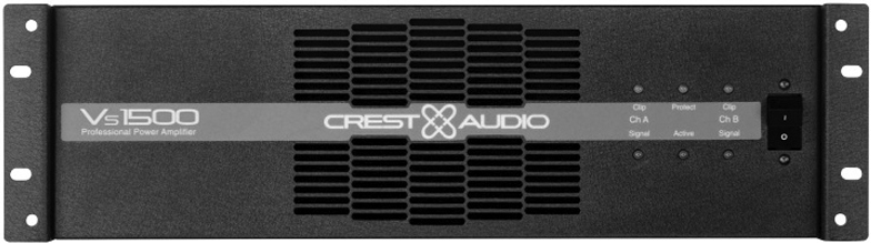 Crest Audio Vs 1500